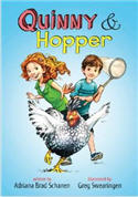 Quinny and Hopper by Adriana Brad Schanen