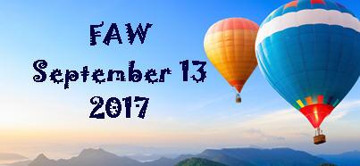 FAW September Meeting