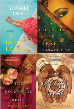 Sonali Dev Books
